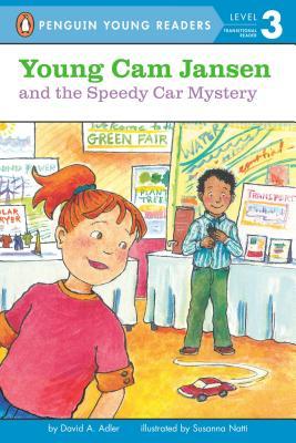 Young Cam Jansen and the Speedy Car Mystery By Adler, David A./ Natti, Susanna (ILT)