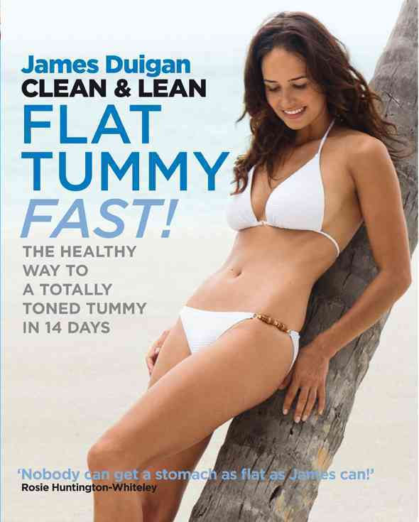 Clean & Lean Flat Tummy Fast! By Duigan, James